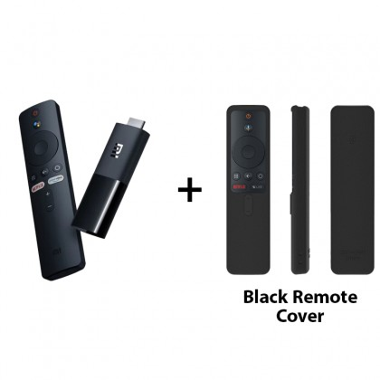 【Global Version】Xiaomi Mi TV Stick Android TV 9.0 Quad-core Dolby DTS HD Dual Decoding Google Assistant Netflix Youtube